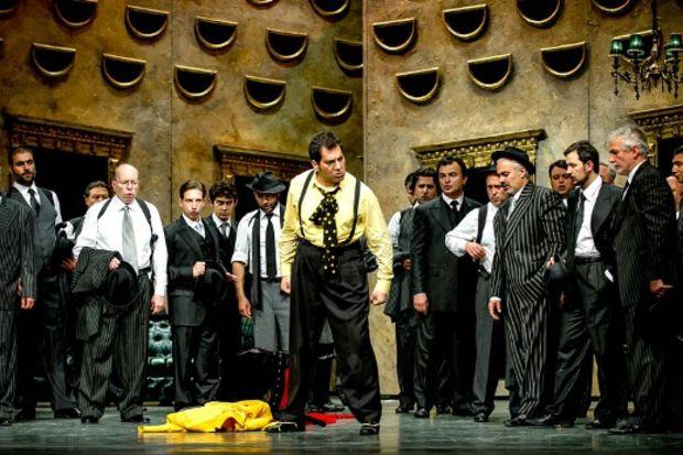 4. Uluslararası İstanbul Opera Festivali Haliç Kongre Merkezi'nde