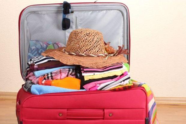 Tatil bavulu hazırlamanın incelikleri