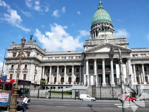 Arjantin Ulusal Kongre Binası