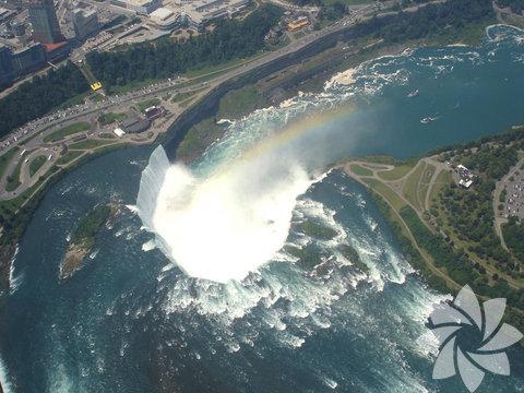 Niagara Şelalesi...