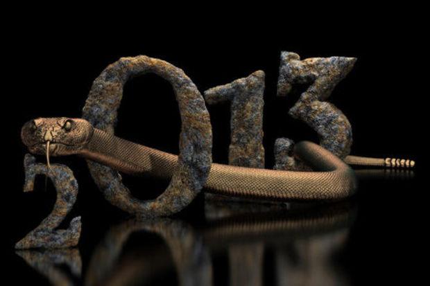 2013 Yılan Yılı ve yaşamımıza getirdikleri