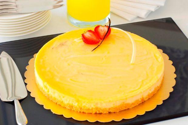 Kayısı cheesecake