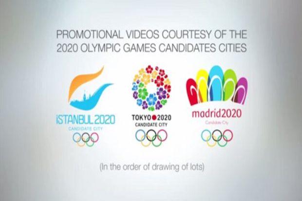 2020 Olimpiyat tanıtım filmi...
