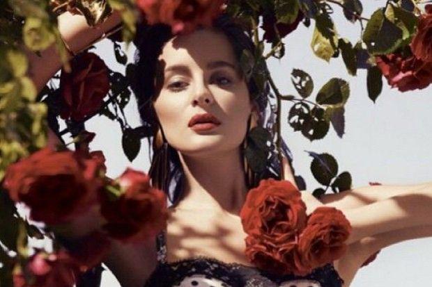 Dolce'nin Gabbana'sı Atiye'ye bayıldı!