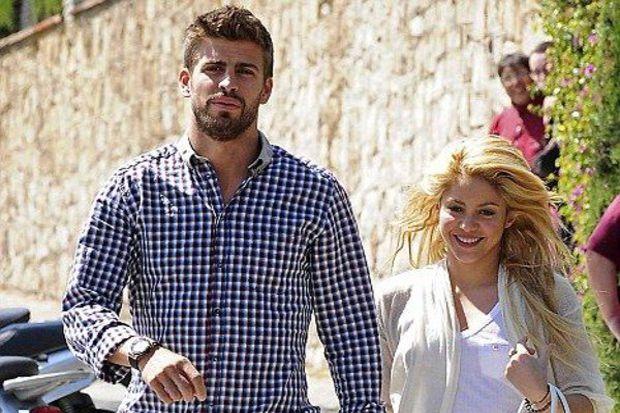 Shakira'nın kutlama yemeği…