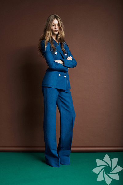 Louis Vuitton Resort 2014 koleksiyonundan fotoğraflar...