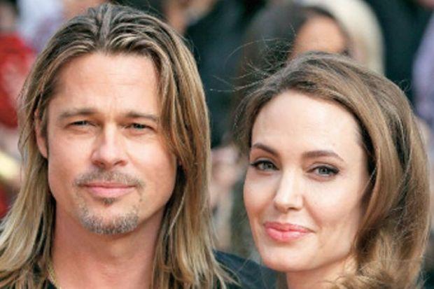 Angelina'dan Brad'e kafa izni
