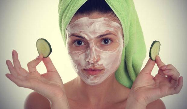 Yoğurt ile yapılan 6 yüz maskesi