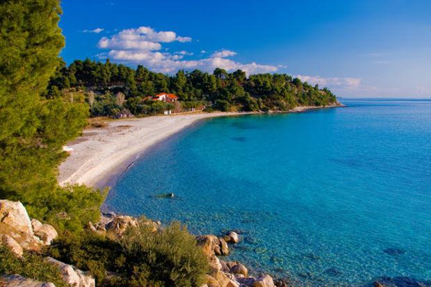 Yunanistan'ın maldivleri: Halkidiki…