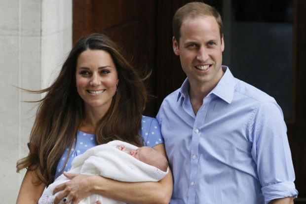 Kraliyet bebeğinin ismi belli oldu!