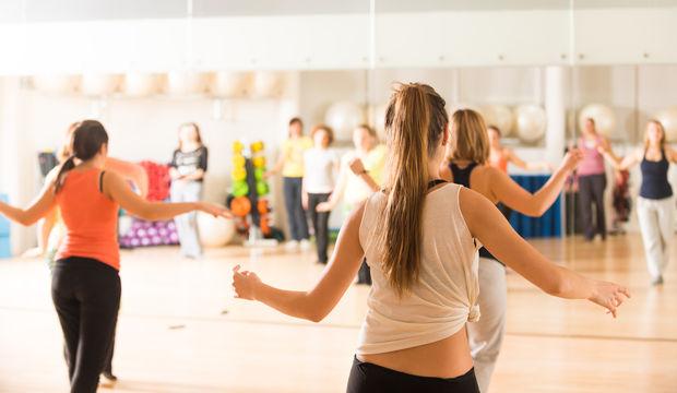 Dans ile formda kalın!