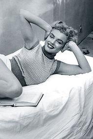Marilyn Monroe'nun hiç görülmemiş fotoğrafları