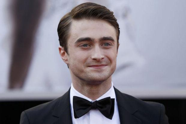 Daniel Radcliffe'in gözleri kan çanağı