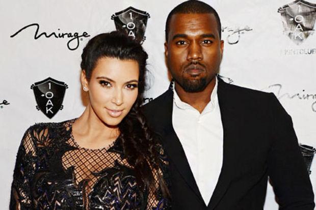Kim Kardashian ve Kanye West'in muhteşem evi!