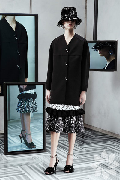 Balenciaga Resort 2014...