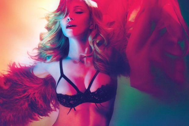 Madonna'nın görkemli evi…