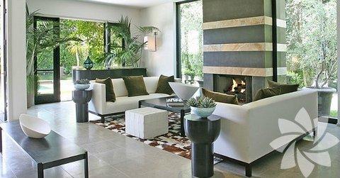 Hollywood starı Nicole Kidman, ABD'nin Kaliforniya eyaletinde bulunan  Beverly Hills'teki evinin muhteşem dekorasyonu herkesi büyüledi.