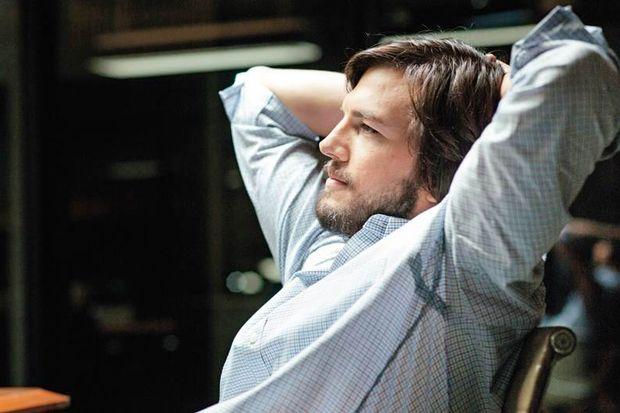 """Ashton Kutcher: """"Kimseye göstermek istemediği bir Steve gördüm..."""""""