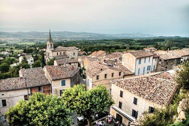 Provence'ta güzel bir gün...