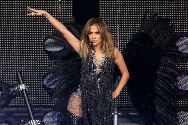 Jennifer Lopez'in milyon dolarlık evi…