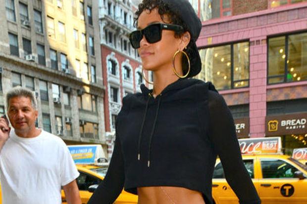 Rihanna çocuklara zararlı!