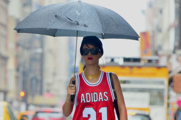 21 numara Rihanna!