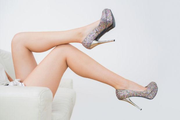 Kadınların yeni tutkusu stiletto ayakkabılar…