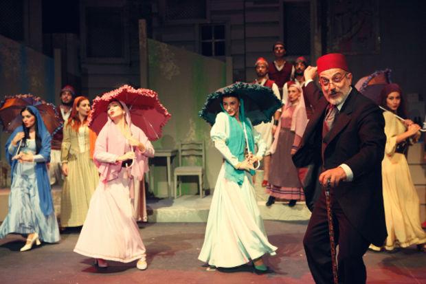 İstanbul Devlet Tiyatrosu sezonu açtı…