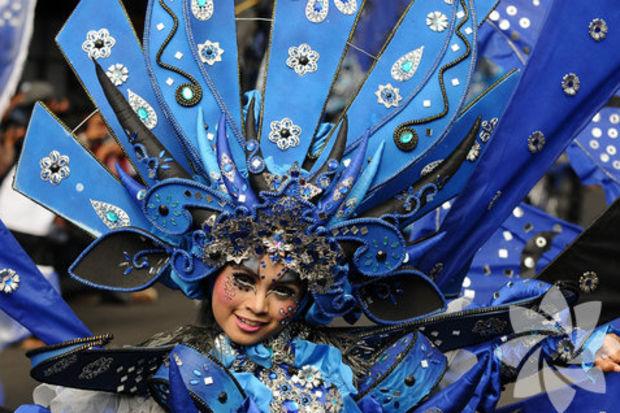 Hayran kalacağınız karnaval kostümleri!
