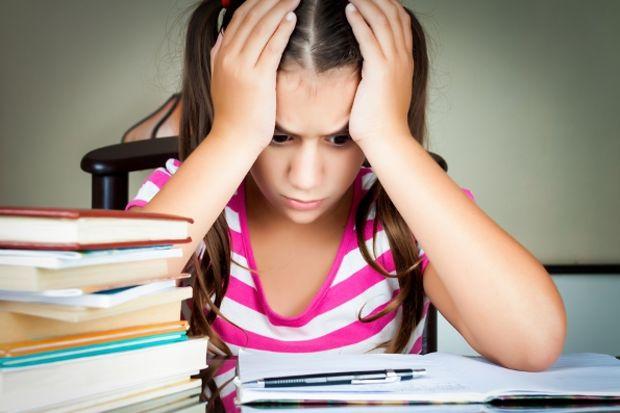 Mide ve başağrısının nedeni okul fobisi olabilir!