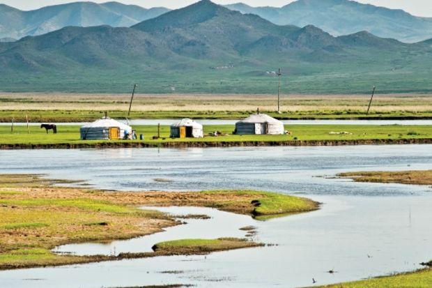 Özgürlükler diyarı: Moğolistan