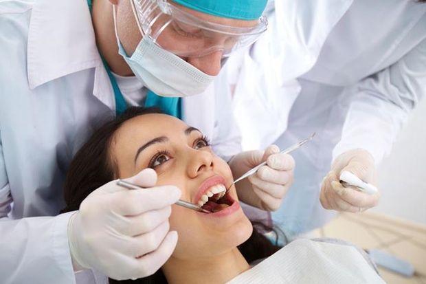 Diş çürüğü kanser riskini azaltıyor...