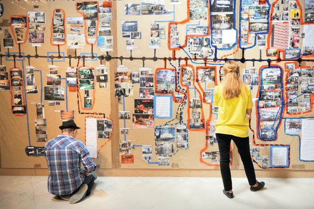 Bienal ziyarete açıldı!