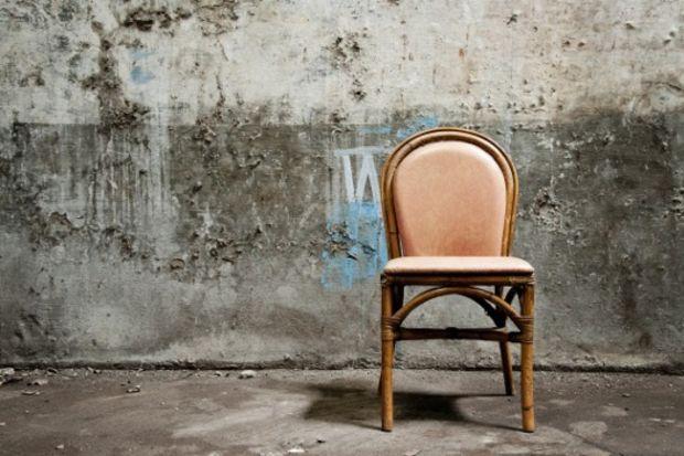 Eski sandalyelerinizi atmayın!