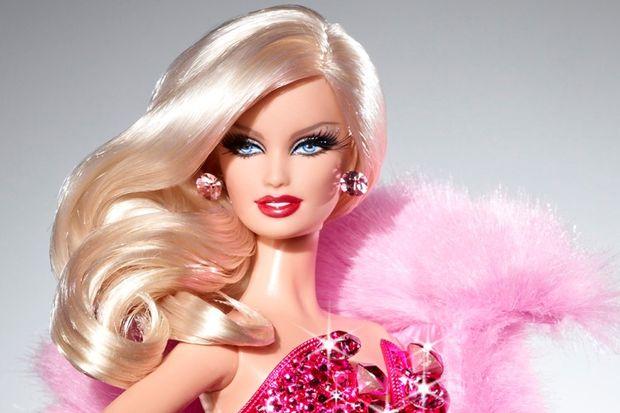 Yeni Barbie balıketinde...
