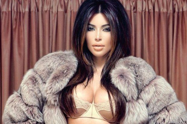 Kim Kardashian'ın kıyafet krizi sona erdi...