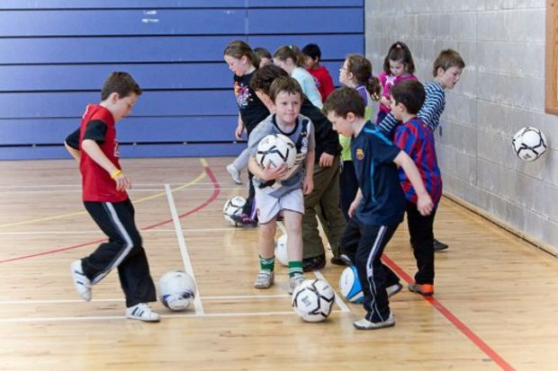 Okul çağında yapılan fiziksel aktivitelere dikkat!