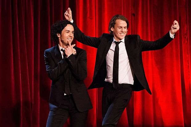 İnternetin yeni fenomeni: Ylvis - The Fox...