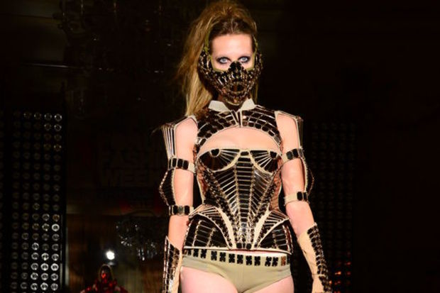 Forum Fashion Week Lady Gaga ile başladı!