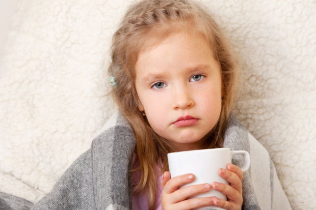 Çocuğunuzun yılda kaç kez hastalandığına dikkat edin!