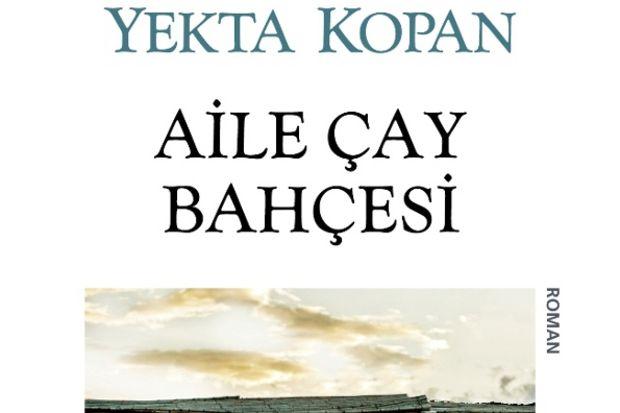 Yekta Kopan'ın yeni romanı!