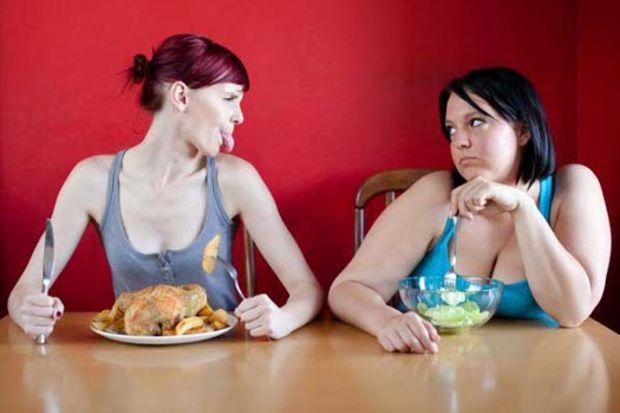 Genetik yapıya göre diyet!