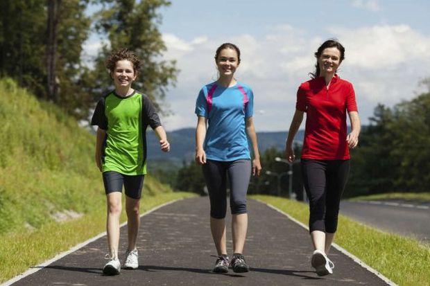 Düzenli yürüyüş yap, hastalıklardan kurtul!
