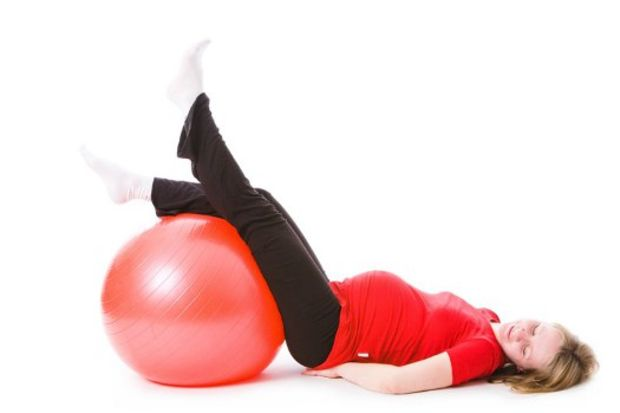Sağlıklı doğum için ilk adım: Pilates
