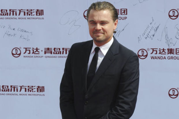 Leonardo DiCaprio yine model buldu