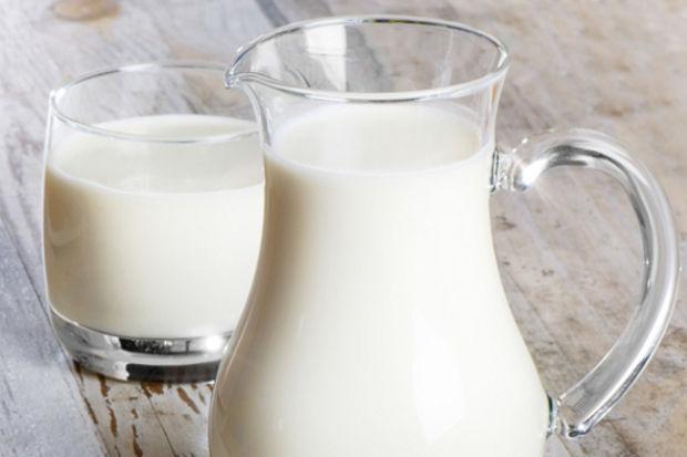 Kemik erimesine karşı süt için!