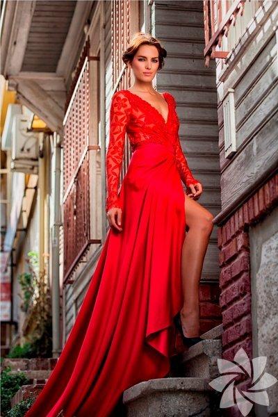 Fidan Şimşek Houte Couture Sonbahar Kış Kreasyonunu