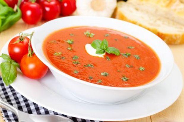 Enginarlı domates çorbası