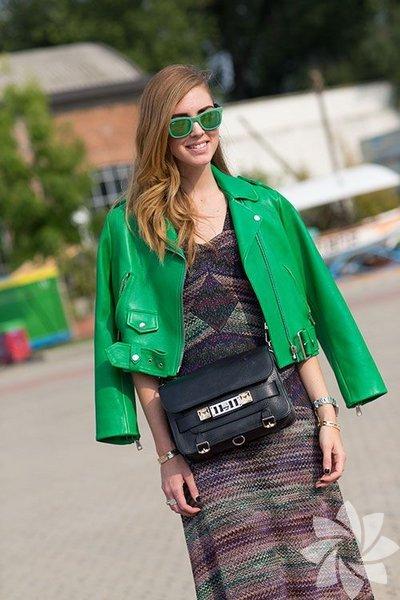 2014 Modası Deri Ceketler