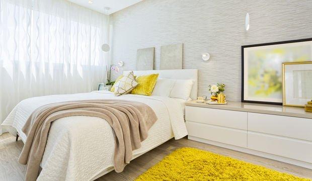 Feng Shui'ye göre yatak odası düzenlemesi